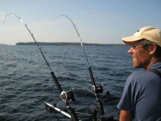 отчет о рыбалке на онеге