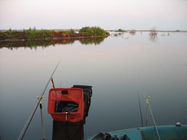 рыбалка на полубарском 2016