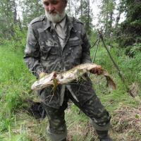 Рыбаки охотники среднего урала