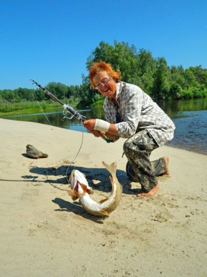 рыбалка чуна