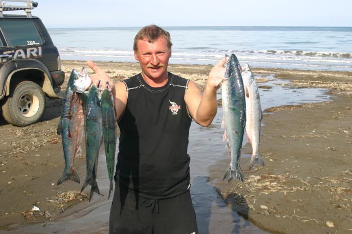 клуб рыбаков на сахалине