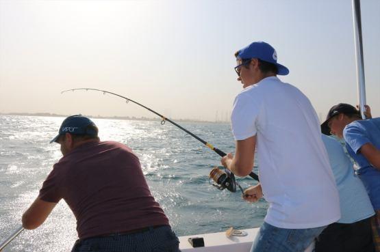 экскурсия на рыбалку в шарджа