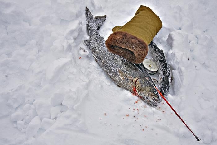 рыбалка в мурманске в начале мая