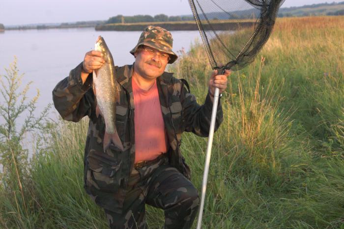 отчет о рыбалке в белоомуте