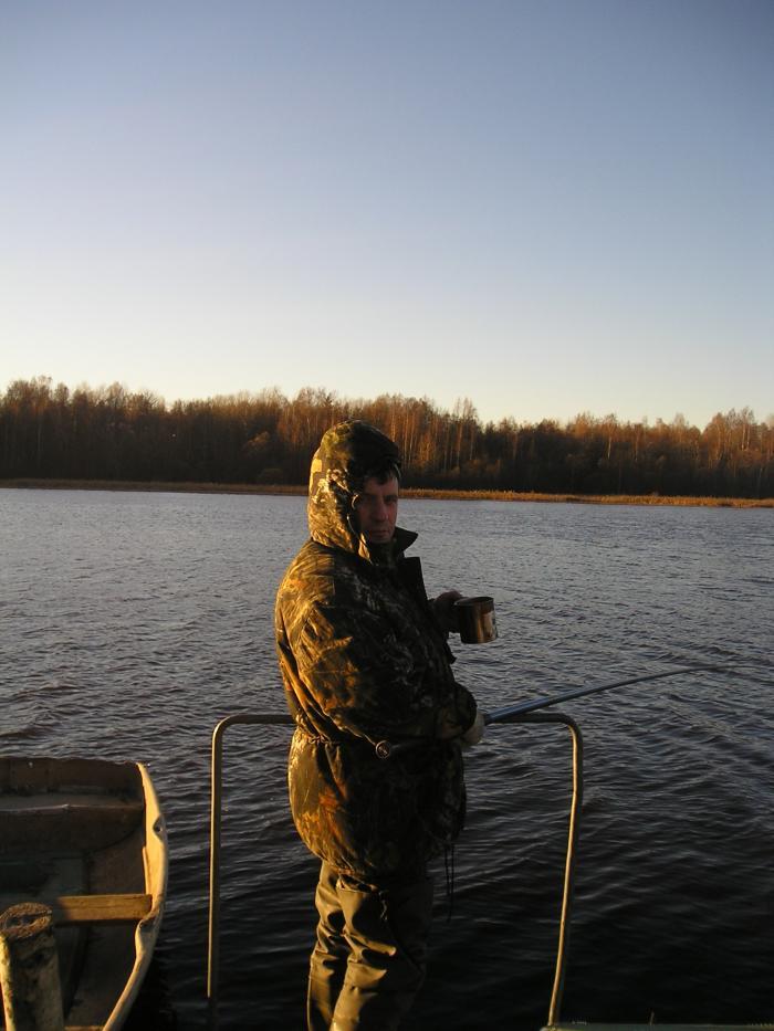 рыбак мелководная