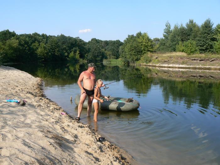 рыбалка в воронеже на реке воронеж