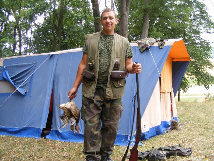 день охоты и рыбалки