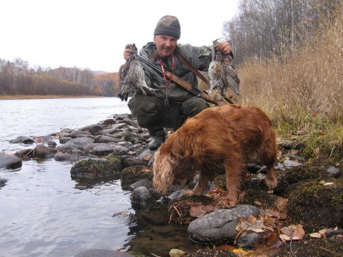 охота и рыбалка в запорожье