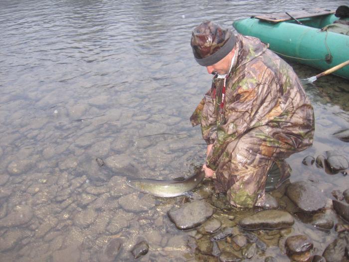 вольный буря рыбалка