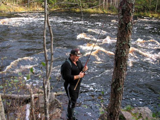 рыбалка в ууксу