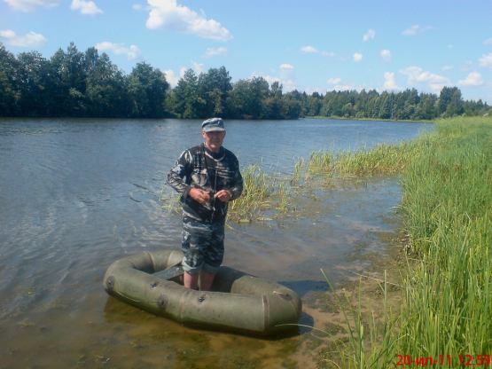 рыбалка весной на нерли
