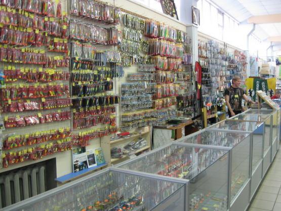 товары для рыбака в ярославле