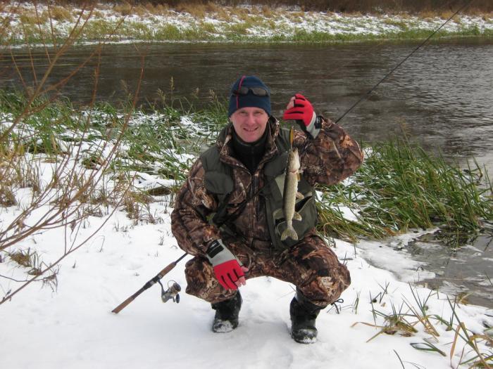 охотник и рыболов рыбы россии