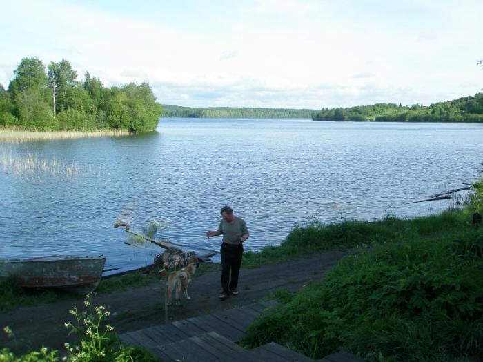 рыбалка в карелии на мунозеро