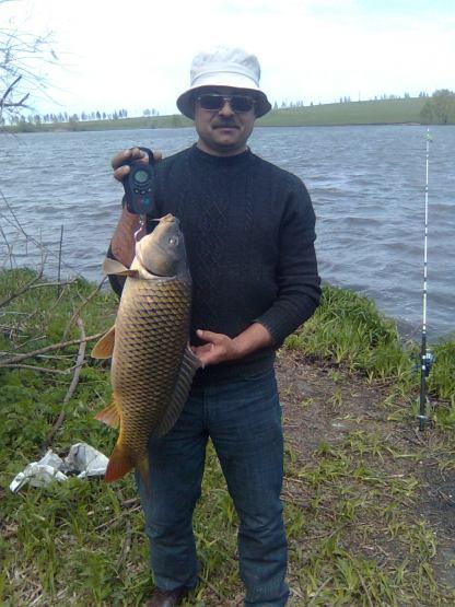 жерновец рыбалка