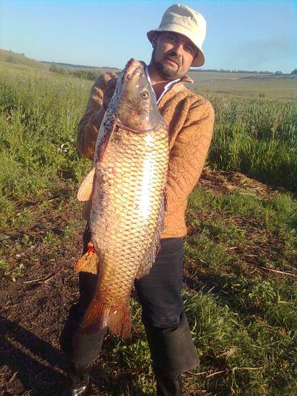 колбино рыбалка