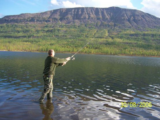 норильск охота и рыбалка