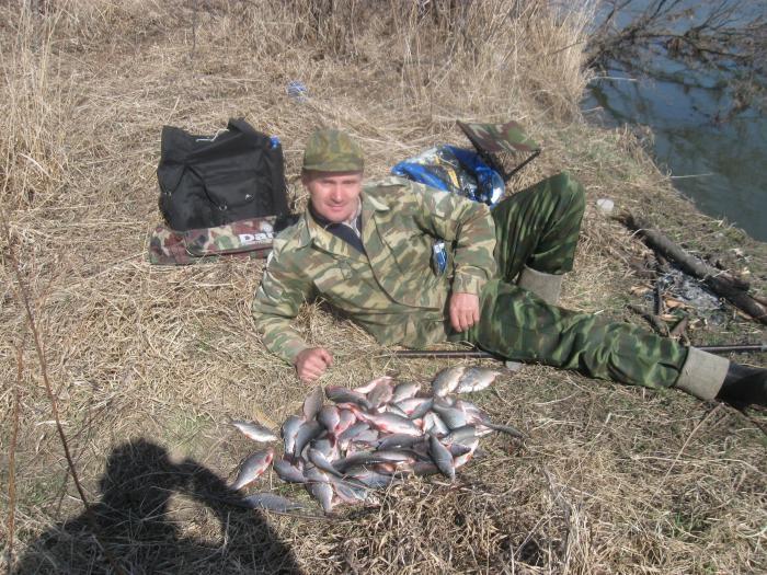 весенняя рыбалка в томской области 2016