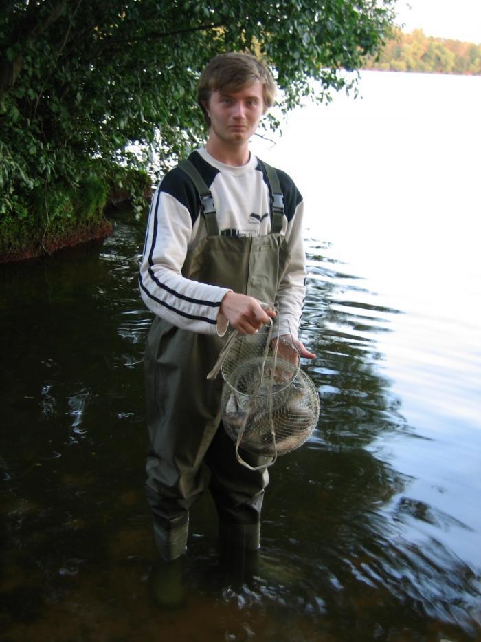 рыбалка в скнятино форум