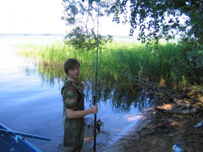 дом рыбака в скнятино