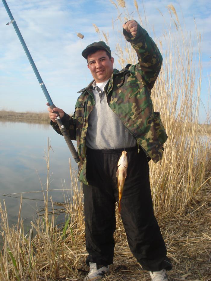 рыбалка в апреле в уральске казахстан на