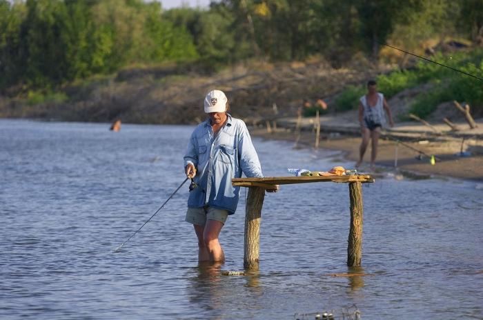 видео рыбная ловля  нате провод возьми озере