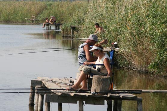 рыбалка на море в ейске