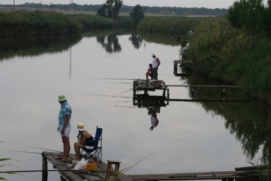 рыбалка в краснодарском крае бесплатно ейский район