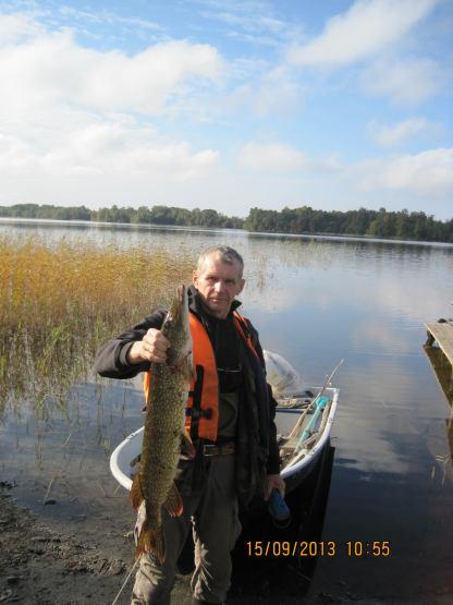 рыбалка и охота на онежском озере