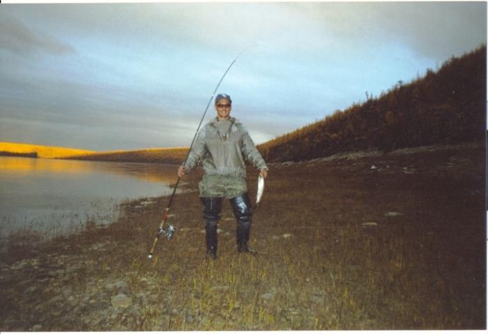 рыбалка на вилюе видео