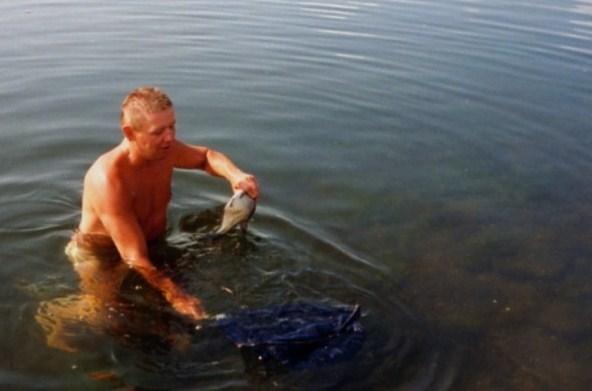 как рыбалка на сенеже