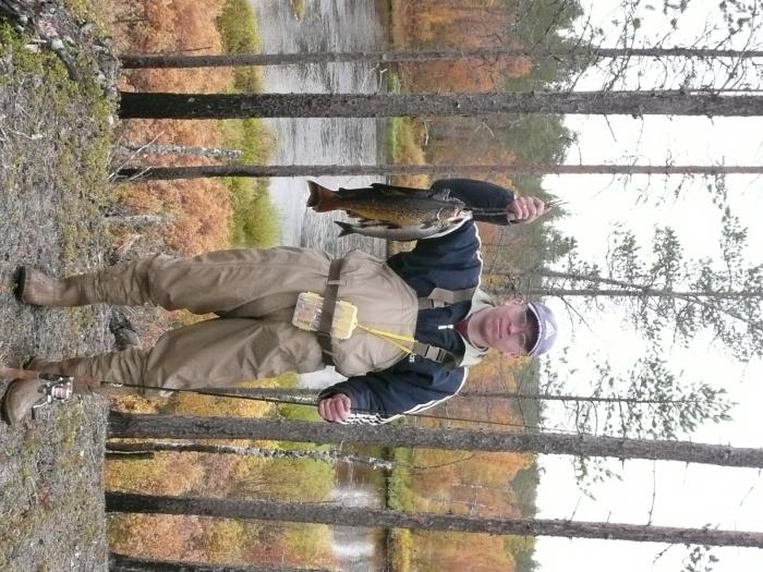 Охота и рыбалка на кольском