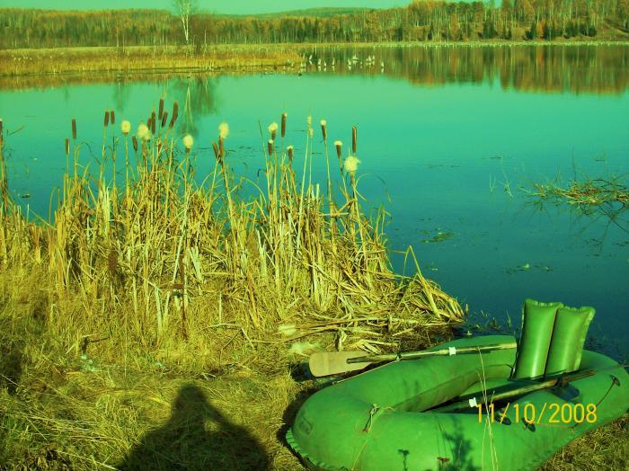 рыбалка на озерах красноярского края