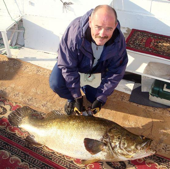 нильская рыбалка