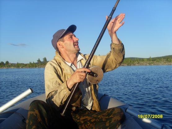 видео рыбалка на озере имандра