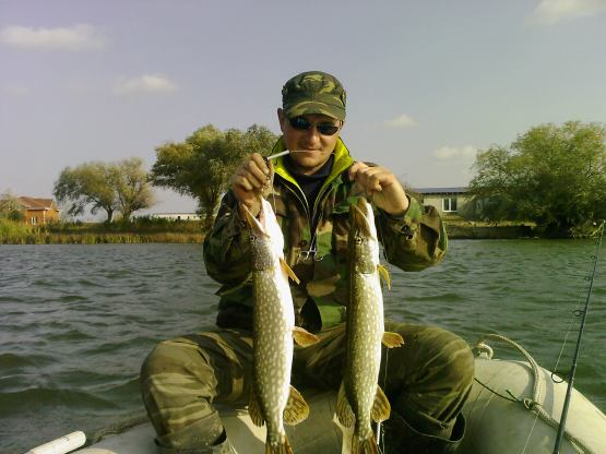 Рыбалка в гандурино отчет