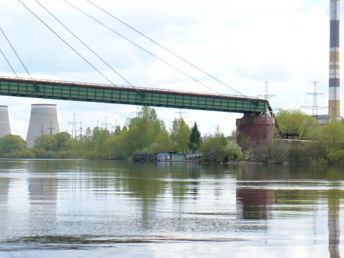 рыбалка в киришах волхов под мостом