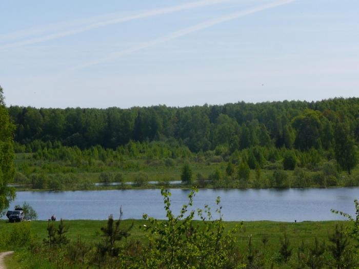 рыбалка на реке юхоть ярославской области