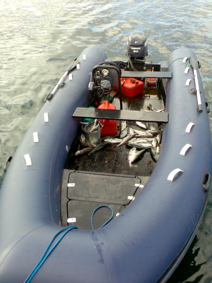 рыбалка сетями с лодок