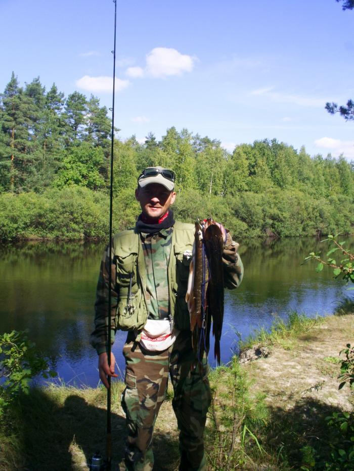 вакансии охотника рыболова
