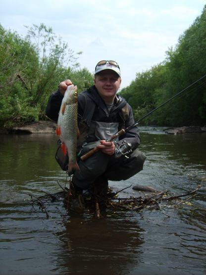 рыбалка на хотынце