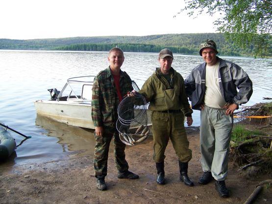 рыбалка широковский район