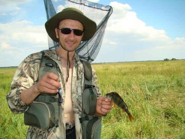 Охотник и рыболов