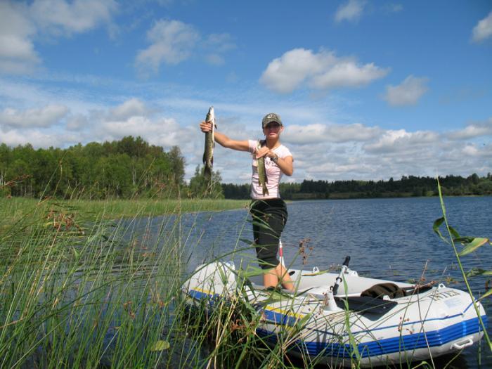 Чудное озеро рыбалка
