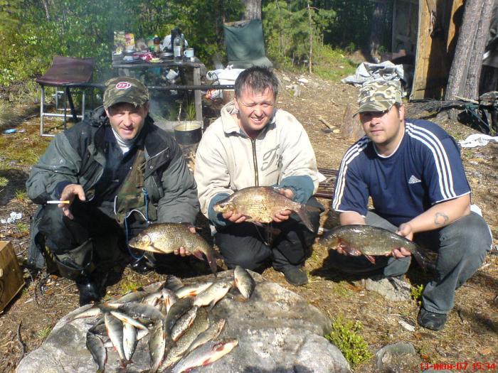 рыбалка в зареченске