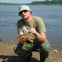 летняя рыбалка на вятке