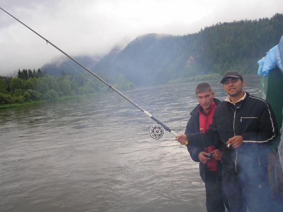 рыбалка в красноярске картинки