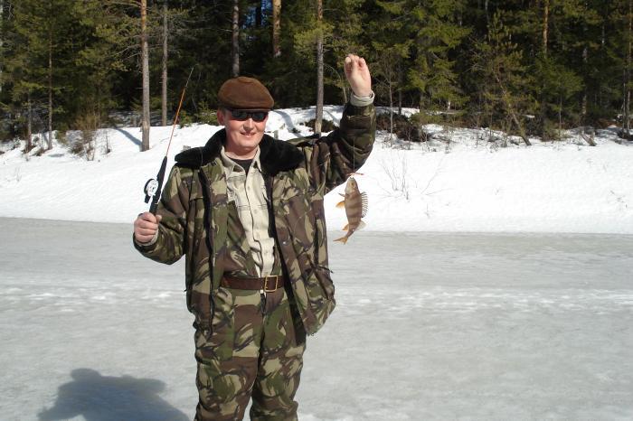 отчеты по рыбалке на реках пермского края