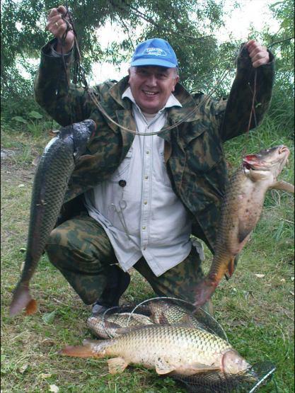 рыбалка за трофеями