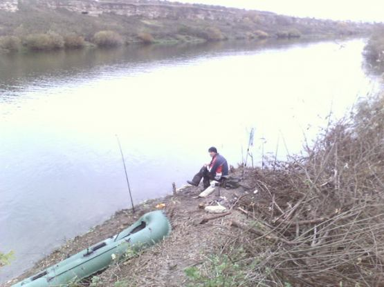 рыбалка в ельце на реке сосна